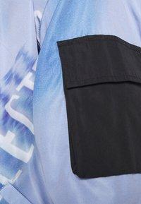 Blood Brother - COOMBE REVERSIBLE UNISEX - Bomber Jacket - black/blue - 4