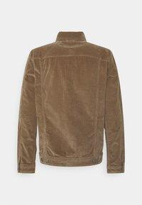 Selected Homme - SLHJEPPE JACKET - Summer jacket - greige - 1