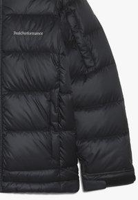 Peak Performance - Down jacket - black - 3