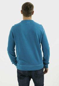 camel active - Sweatshirt - ocean blue - 2