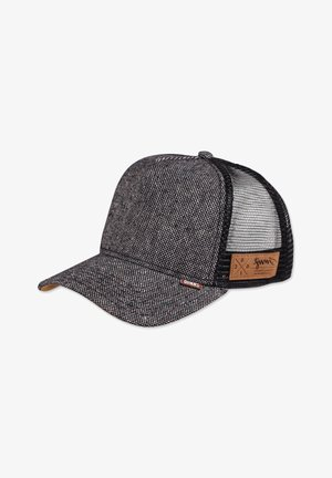 HFT SPOTTED - Caps - black