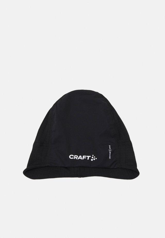 ACTIVE EXTREME X WIND HAT UNISEX - Bonnet - black/granite