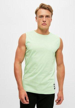 Toppi - green