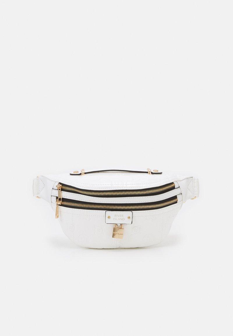 River Island - Bum bag - white