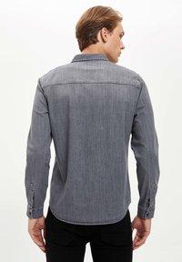 DeFacto - Overhemd - grey - 2