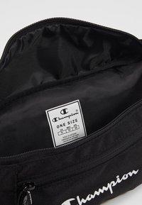 Champion - LEGACY BELT BAG - Bum bag - black - 5
