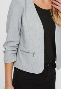 Vero Moda - Bleiseri - light grey melange - 3