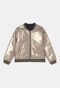 IKKS - BLOUSON - Winter jacket - noir/gold - 0
