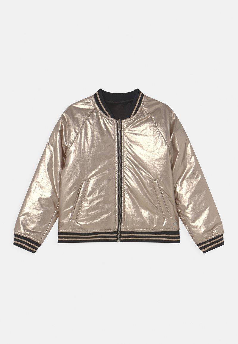 IKKS - BLOUSON - Winter jacket - noir/gold