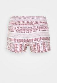 LASCANA - ETHNO - Pyjama bottoms - dusty rose - 1