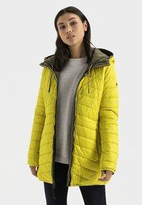 camel active - Winter coat - olive - 14