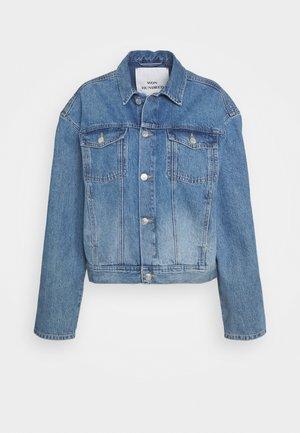 VILDA - Denim jacket - desert blue