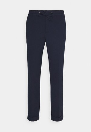 SEBASTIAN - Trousers - navy blue