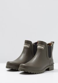Barbour - WILTON - Wellies - olive - 4