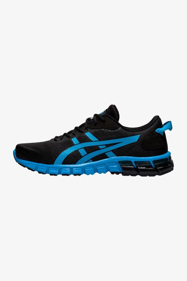 Sneakers laag - black/aizuri blue