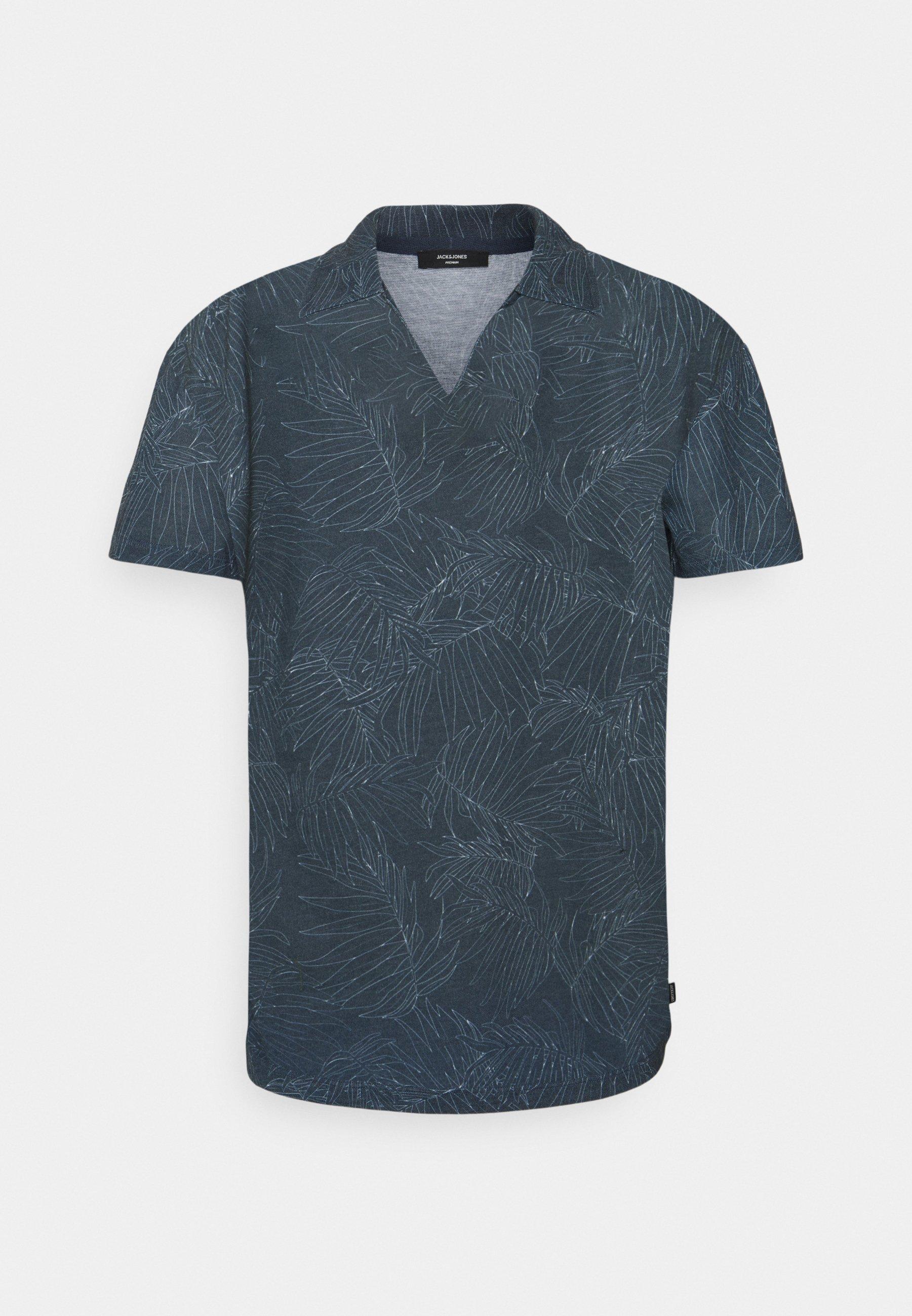 Men JPRBLAPALM RESORT - Print T-shirt