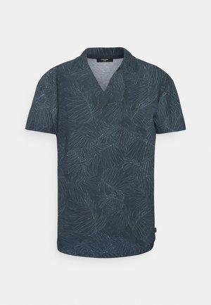 JPRBLAPALM RESORT - Camiseta estampada - new navy