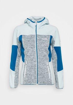 WALBURY II - Fleece jacket - iceblue
