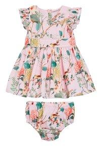 Next - FLORAL PROM (0MTHS-2YRS) - Korte jurk - pink - 0