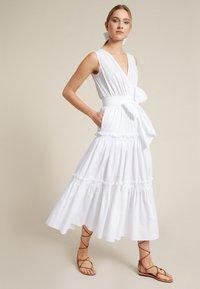 Luisa Spagnoli - PRODIGI - Day dress - bianco - 3