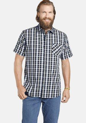 JABBE - Shirt - schwarz kariert