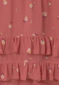 Abercrombie & Fitch - MIDI - Day dress - rust - 3