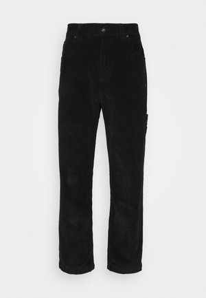 CARPENTER TROUSER - Trousers - black