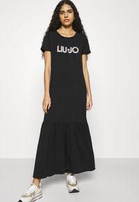 Liu Jo Jeans - ABITO - Maxi dress - nero - 3