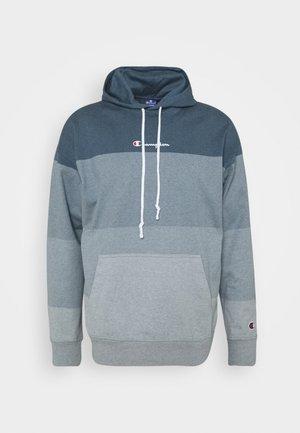 HOODED  - Sweatshirt - blue