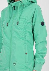 alife & kickin - Outdoor jacket - emerald - 4