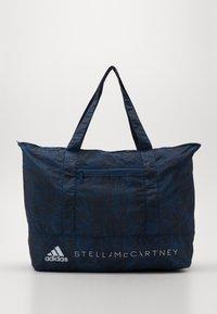 adidas by Stella McCartney - LARGE TOTE - Sporttas - blue/black/white - 0