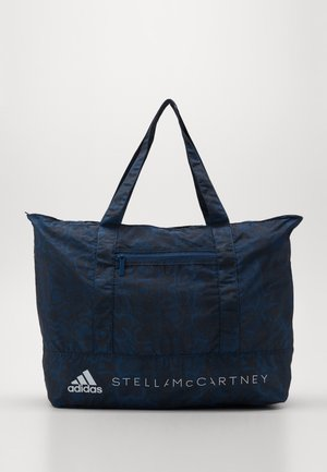LARGE TOTE - Sports bag - blue/black/white