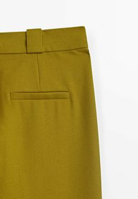Massimo Dutti - Trousers - light green - 3