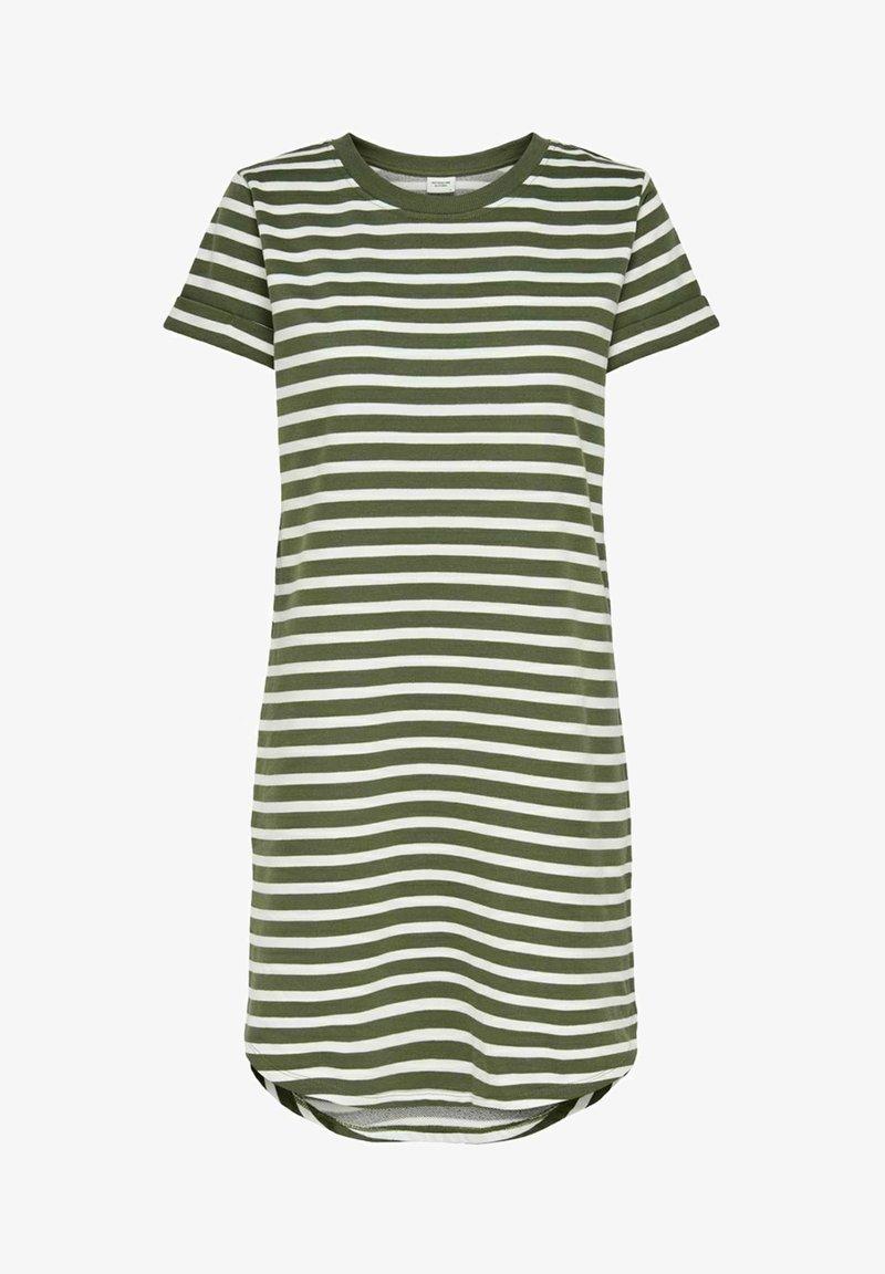 JDY - JDYIVY LIFE - Jersey dress - kalamata
