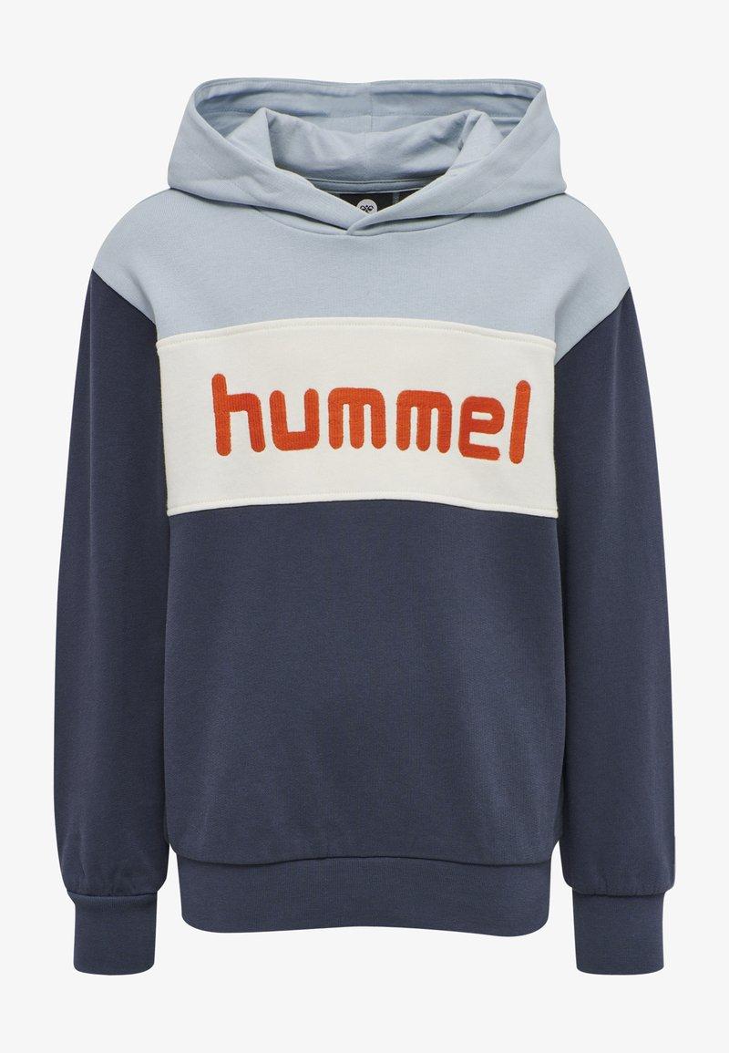 Hummel - MORTEN  - Hoodie - blue fog