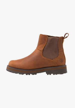COURMA CHELSEA - Stivaletti - medium brown