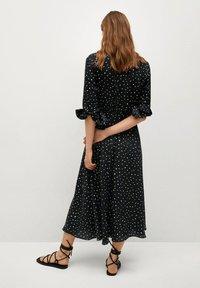 Mango - Shirt dress - zwart - 2