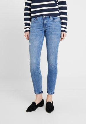 Jeansy Slim Fit - blue