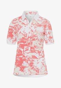 BRAX - Polo shirt - coral - 5