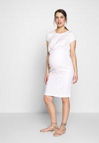 bellybutton - Denní šaty - gardenia - 0