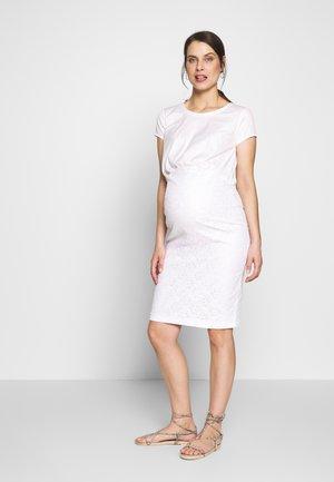 Denní šaty - gardenia