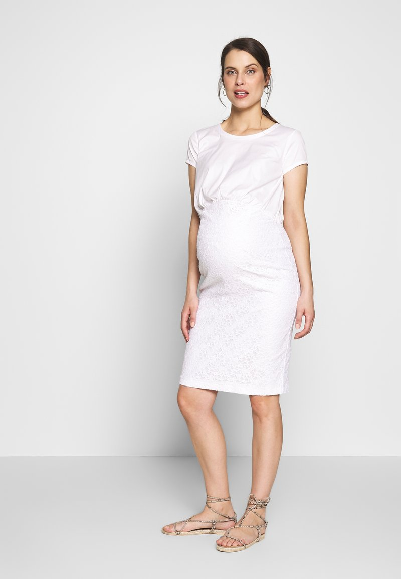 bellybutton - Denní šaty - gardenia