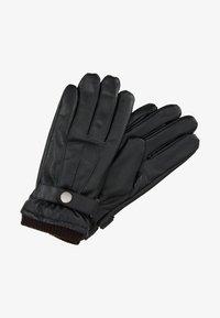 Only & Sons - ONSLARS BUCKLEGLOVE - Gloves - black - 0