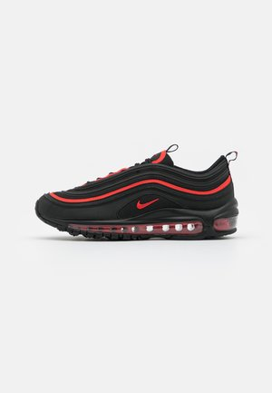AIR MAX 97 UNISEX - Sneakers - black/chile red/black