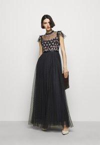 Needle & Thread - ROCOCO BODICE MAXI DRESS - Společenské šaty - sapphire sky - 1