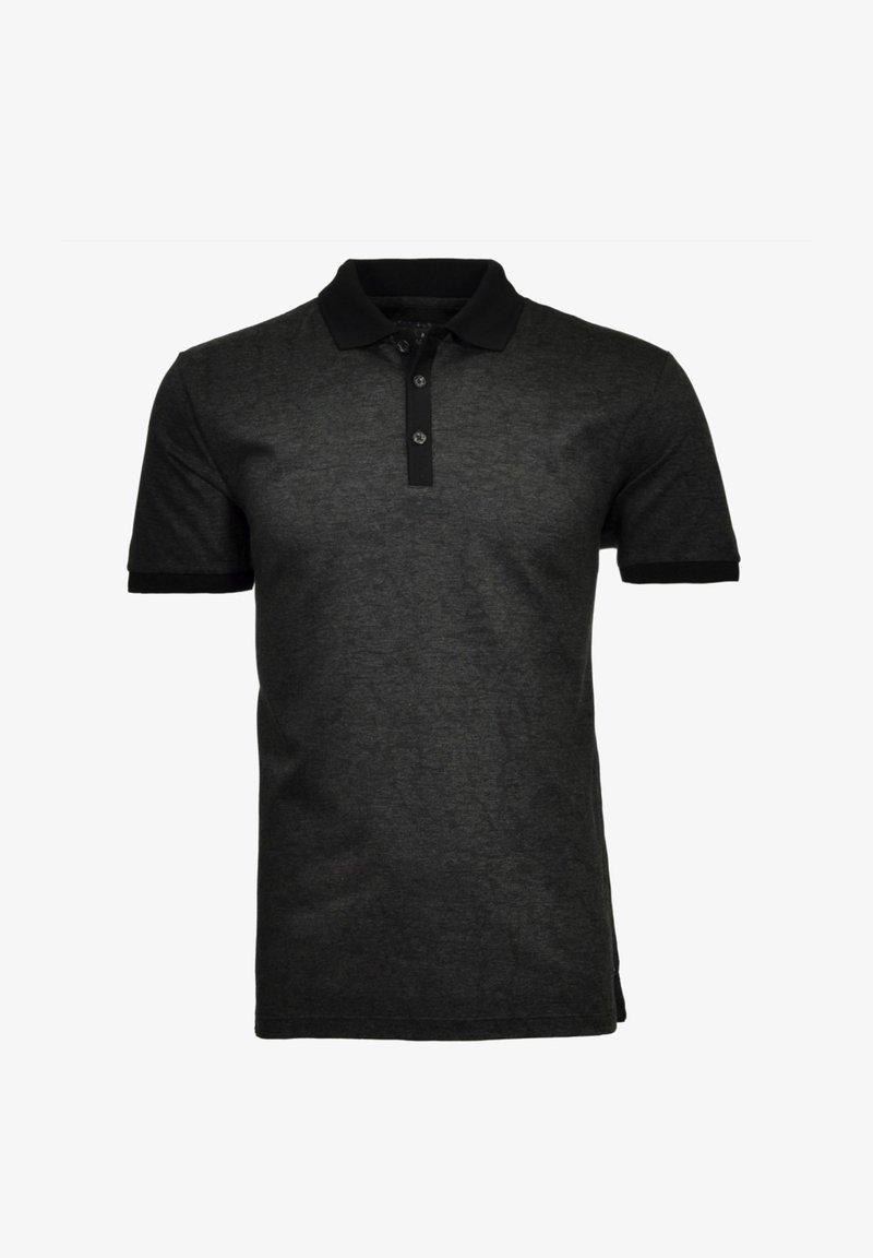 Ragman - Polo shirt - black
