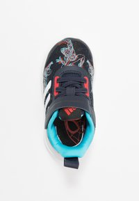 adidas Performance - FORTARUN SPIDER - Neutral running shoes - legend ink/vivid red/signal cyan - 1