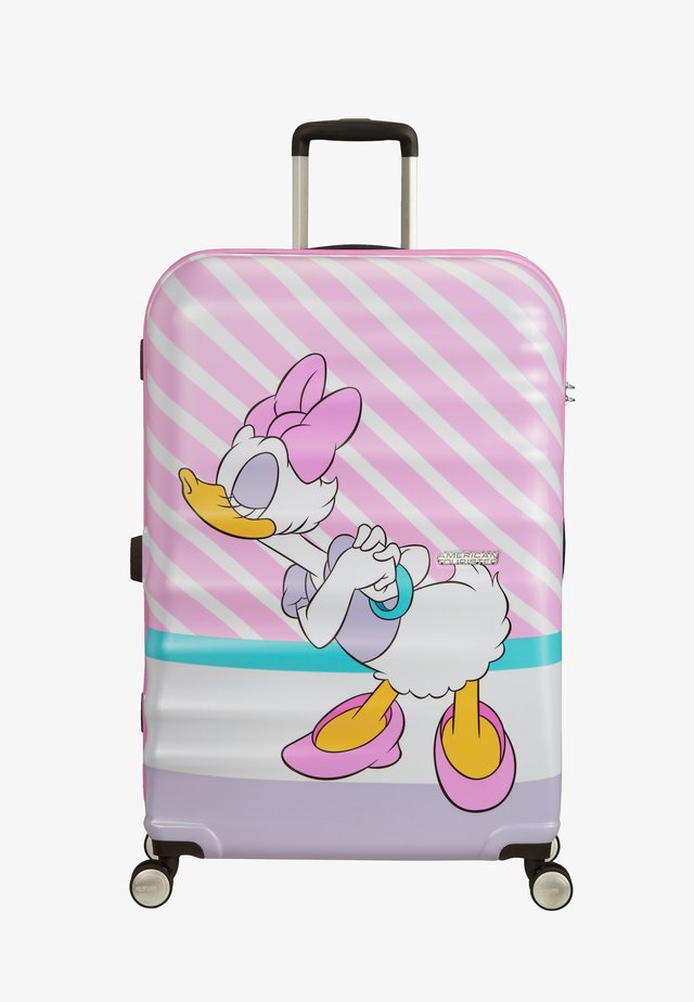 WAVEBREAKER DISNEY - Wheeled suitcase - light pink
