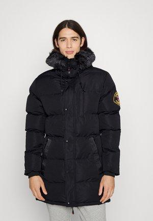 KASBA PUFFER JACKET - Winter coat - black