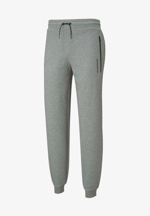 PORSCHE DESIGN - Tracksuit bottoms - medium gray heather